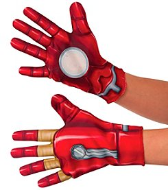 Marvel® Captain America: Civil War Iron Man Child Gloves