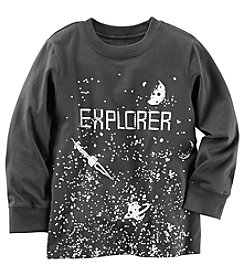 Carter's® Boys' 4-8 Long Sleeve Explorer Tee