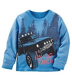 OshKosh B'Gosh® Boys' 2T-7 Long Sleeve US-95 Crew Tee