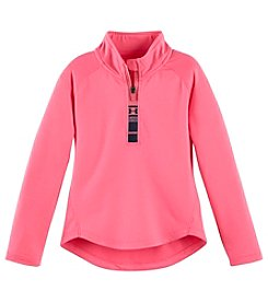 Under Armour® Girls' 2T-6X Quarter Zip World Of Tech Pullover