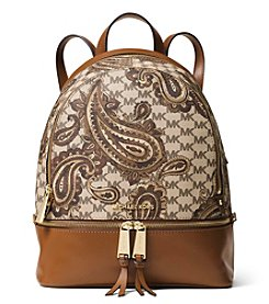 MICHAEL Michael Kors® Paisley Rhea Zip Medium Backpack