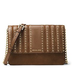 MICHAEL Michael Kors® Brooklyn Grommet Large Crossbody