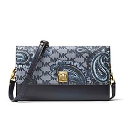 MICHAEL Michael Kors® Paisley Natalie XL Wallet On A Chain