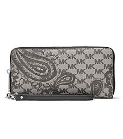 MICHAEL Michael Kors KORS STUDIO Paisley Jet Set Travel Continental Wallet