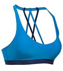 Under Armour® Low Strappy Sports Bra