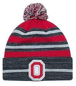 J. America® NCAA® Ohio State Buckeyes Women's Outerspace Pom Knit Hat