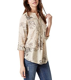 Vintage America Blues™ Oak Floral Top