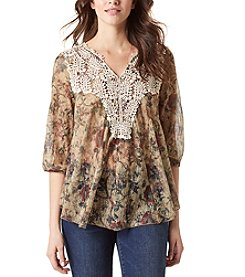 Vintage America Blues™ Woodland Tapestry Top