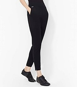 Lauren Active® Jersey Ankle Pants