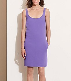 Lauren Ralph Lauren® Stretch Crepe Sleeveless Dress