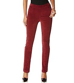 Rafaella® Pull On Corduroy Pants
