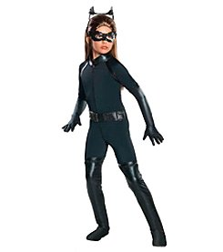 DC Comics® The Dark Knight Rises: Catwoman Deluxe Child Costume