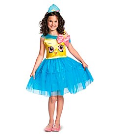 Shopkins Cupcake Queen Child Costume
