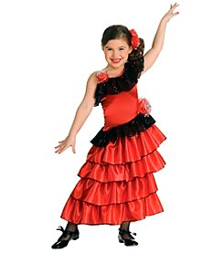 Flamenco Princess Child Costume