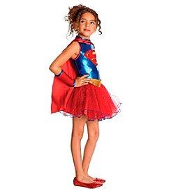DC Comics® Supergirl Tutu Child Costume
