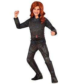 Marvel® Captain America: Civil War Black Widow Deluxe Child Costume