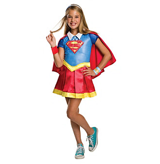 DC Comics® Supergirl Deluxe Child Costume