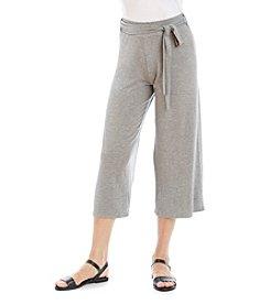 Ultra Flirt® Belted Gaucho Pants