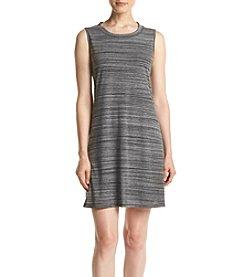 AGB® Spacedye Shift Dress