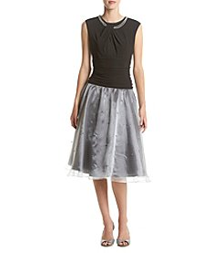 S.L. Fashions Pearl Party Dress