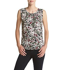 Nine West® Floral Blouse