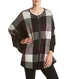 Ivanka Trump® Sweater Poncho