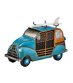 Deco Breeze Woody Car Figurine Fan