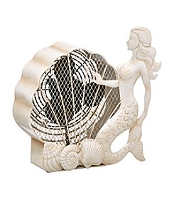 Deco Breeze Mermaid Figurine Fan