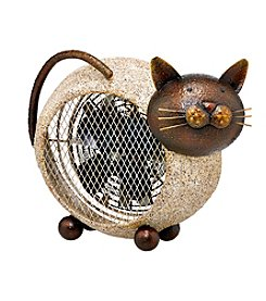 Deco Breeze Cat Heater Figurine Fan