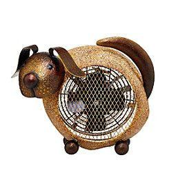 Deco Breeze Dog Heater Figurine Fan