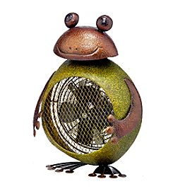 Deco Breeze Frog Heater Figurine Fan