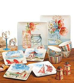 Certified International by Lisa Audit In The Moment Dinnerware Collection