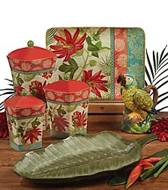 Certified International by Suzanne Nicoll Tropics Dinnerware Collection