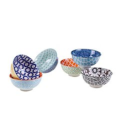 Certified International Chelsea Set of 6 Bowls
