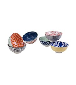 Certified International Soho Set of 6 Bowls