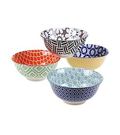 Certified International Chelsea Set of 4 Bowls