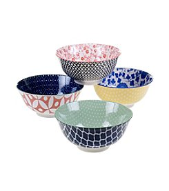 Certified International Soho Set of 4 Bowls