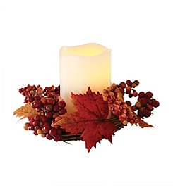 Order Home Collection® LED Leaf Centerpiece