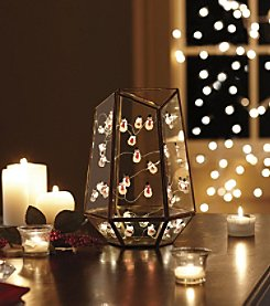 Order Home Collection® 10' Micro Snowman String Lights