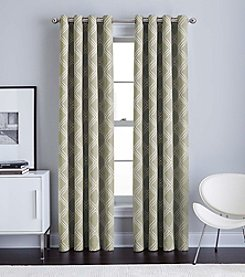 Style Lounge Diamond Ikat Window Curtain