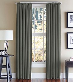 Peri Madison Solid Energy Efficient Window Curtain