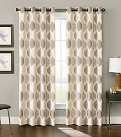 Parker Loft Tangier Ikat Window Curtain