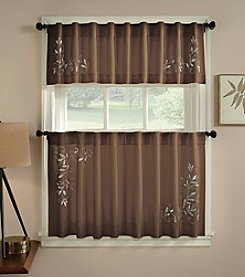 CHF Scroll Leaf Window Treatment
