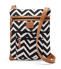 Stone Mountain® Lockport Quilted Crossbody