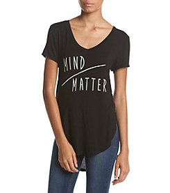 ACTive Kindness Tees - Compassion Brands Short Sleeve Mind Over Matter Tee