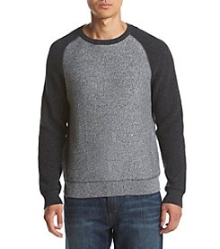 Ruff Hewn Men's Color Block Raglan Sweater