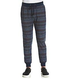 Lazer™ Men's Geo Print Knit Joggers