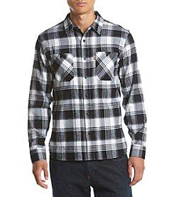 Levi's® Men's Long Sleeve Currant Flannel Button Down Shirt