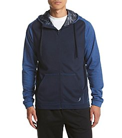 Exertek® Men's Full Zip Fleece Hoodie