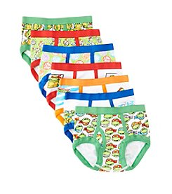 Teenage Mutant Ninja Turtles® Boys' 2T-4T 7-pk. TMNT Briefs